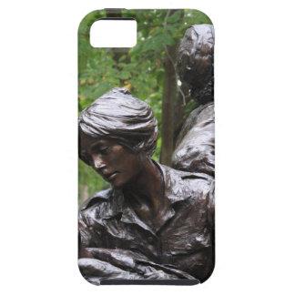 Vietnam Womens Memorial iPhone SE/5/5s Case
