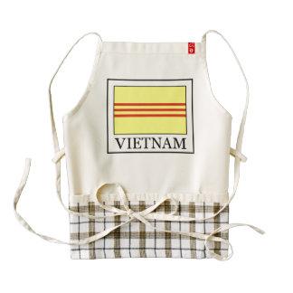 Vietnam Zazzle HEART Apron