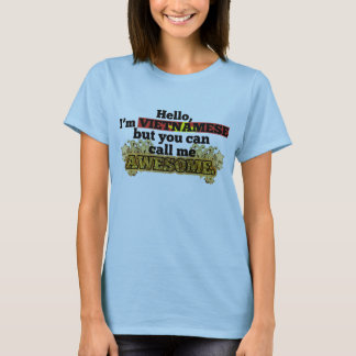 Vietnamese, but call me Awesome T-Shirt