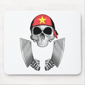 Vietnamese Chef 2 Mouse Pad