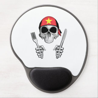 Vietnamese Chef 4 Gel Mouse Pad