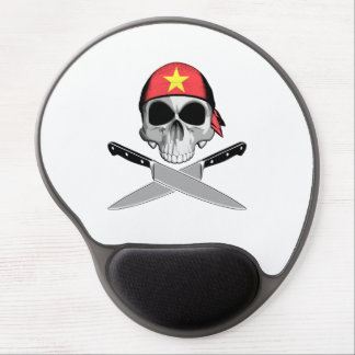 Vietnamese Chef Gel Mouse Pad