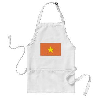Vietnamese Flag Adult Apron