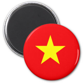 Vietnamese Flag T-shirts and Gifts Magnet