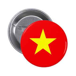 Vietnamese Flag T-shirts and Gifts Pinback Button