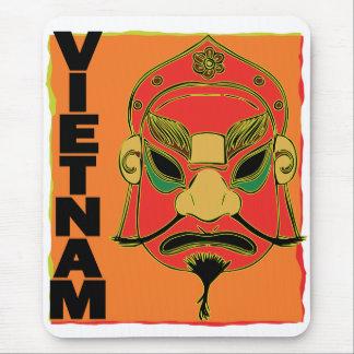 VIETNAMESE MASK MOUSE PAD