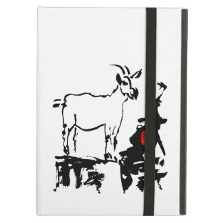 Vietnamese or Chinese New Year of the Goat Case For iPad Air