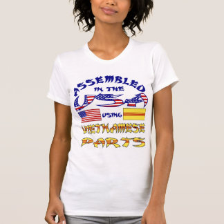 Vietnamese Parts T-Shirt