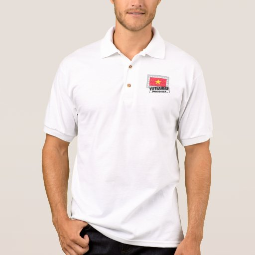 Vietnamese product polo shirts