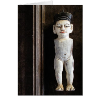 Vietnamese Water Puppet Greeting Cards