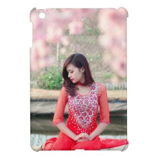 Vietnamese woman iPad mini cases