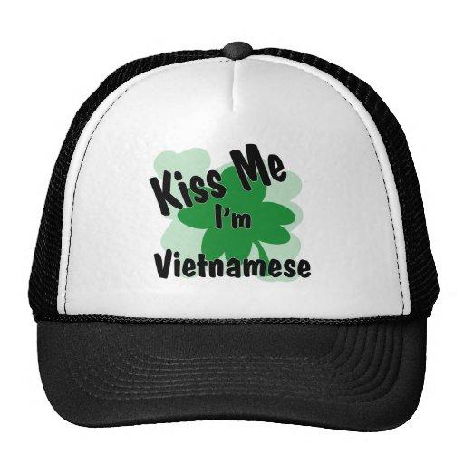 vietnamita gorras de camionero