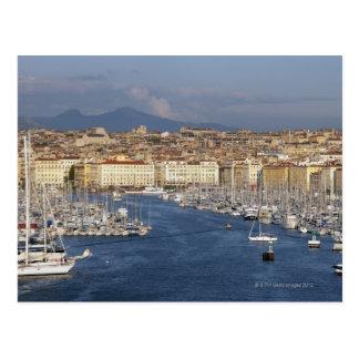 Vieux Port Postcard