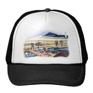 view 36+04 Soshu Nakahara Mesh Hats