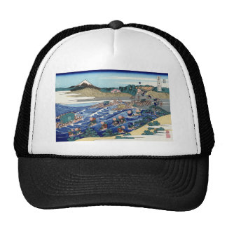 view 36+08 from 36 views of Mount Fuji Mesh Hats