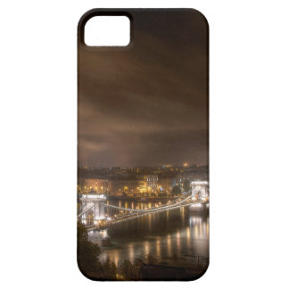 View across Budapest from Buda Castle iPhone SE/5/5s Case