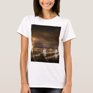 View across Budapest from Buda Castle T-Shirt