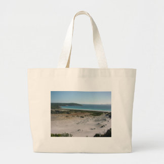 View Across Dillon Bay Toward Little Boat Harbour Large Tote Bag