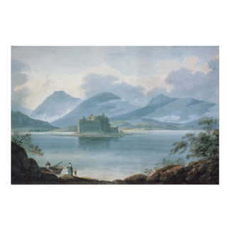 View across Loch Awe Poster