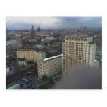 View Across London from London Eye, England 4 Postcard