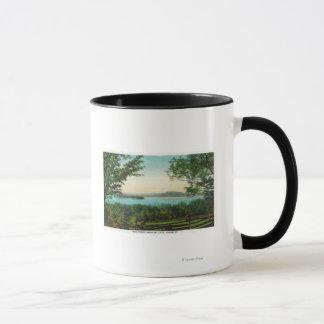 View Across Rangeley Lake Mug