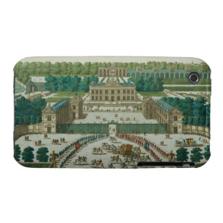 View and Perspective of the Entrance to the Chatea iPhone 3 Cases