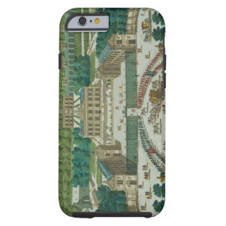 View and Perspective of the Entrance to the Chatea Tough iPhone 6 Case