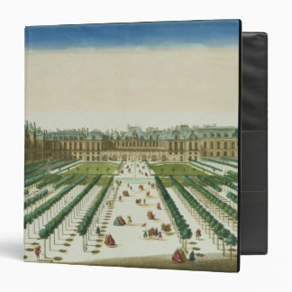 View and Perspective of the Palais Royal from the Binder