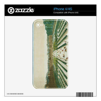 View and Perspective of the Palais Royal from the iPhone 4 Skins