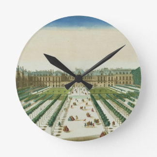 View and Perspective of the Palais Royal from the Round Clock