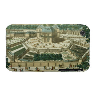View and Perspective of the Salon de la Menagerie iPhone 3 Case-Mate Cases