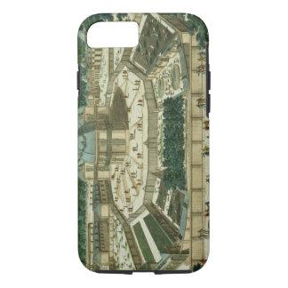 View and Perspective of the Salon de la Menagerie iPhone 8/7 Case