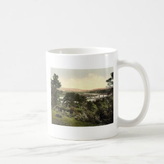 View at Cappoquin. Co. Waterford, Ireland rare Pho Coffee Mug