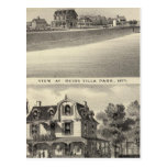 View at Reids Villa Park and Residence Postcard