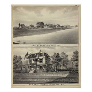 View at Reids Villa Park and Residence Poster