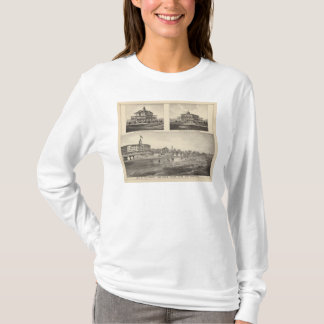 View at Sea Grove, Cape May Point T-Shirt