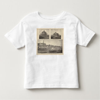 View at Sea Grove, Cape May Point Toddler T-shirt