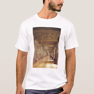 View down the length of the Gallery of Francis T-Shirt