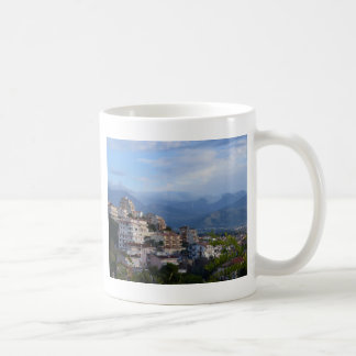 View From A Calabrian Hill Town Mugs