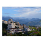 View From A Calabrian Hill Town Postcards