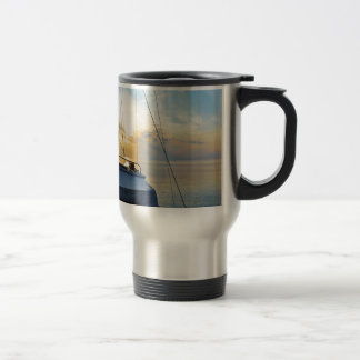 View from a ketch travel mug