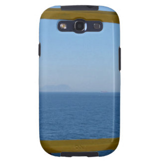 View From A Ship Galaxy S3 Cases