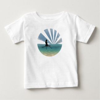 View from a Surfboard Baby T-Shirt