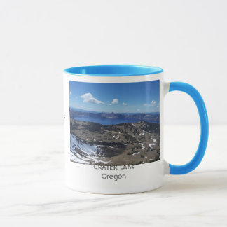 View from above mug