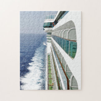 View from Balcony Row Jigsaw Puzzle