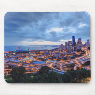View from Beacon Hill, Pacific Med Center Mouse Pad