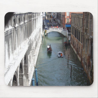 View from Bridge of Sighs, Venice Mouse Pad