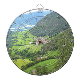 View from Castelrotto Dartboards