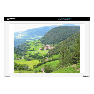 """View from Castelrotto Decal For 17"""" Laptop"""