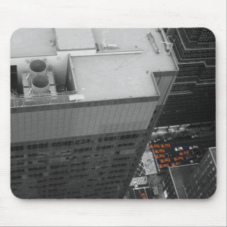 View from Chrysler building Mouse Pad